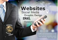 Web Design, Graphic Design, Professional Website, Be Yourself Quotes, Social Media, Marketing, Business, Free, Design Web