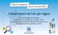 #Journéeair : AIRAQ-ATMO AQUITAINE au service de la qualité de l'air en Région Aquitaine