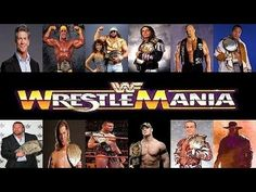 The Heroes of Wrestlemania: Part 1(Vincent Kennedy McMahon) (+playlist)
