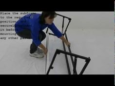 Wall Bed King Cabinet Assembly Instructions - YouTube