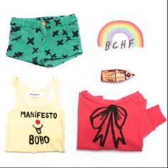 Little Outfits. #BoboChoses in Little Store, Bilbao. https://www.facebook.com/littlestorebilbao