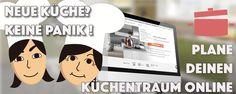 Online-Küchenplanung
