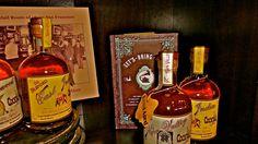 Barrel Aged Cocktails-Get a taste of happy