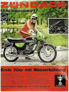 Zundapp KS50