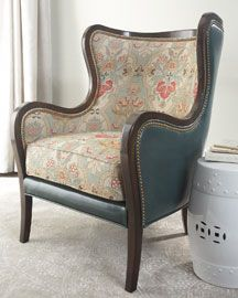 Traditional Armchairs - page 2 Cozy Chair, Chair And Ottoman, Upholstered Chairs, Wingback Chairs, Eames Chairs, Chair Cushions, Armchairs, Old Chairs, Wing Chairs