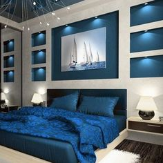 If you enjoy flipping through décor magazines to keep up with the latest trend in bedroom design, you must already … Luxury Bedroom Furniture, Luxury Bedroom Design, Bedroom Bed Design, Home Decor Bedroom, Bedroom Wall Designs, Bedroom False Ceiling Design, Bedroom Cupboard Designs, Living Room Designs, Luxurious Bedrooms