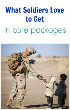 Mar 2020 - What Soldiers Love To Get In Care Packages - We were a military family for four years. In fact, my husband was deployed to Afghanistan with my first pregnancy and to Iraq with my second. Soldier Love, Female Soldier, Army Soldier, Soldier Care Packages, Deployment Care Packages, Soldier Care Package Ideas, Military Care Packages, Military Deployment, Military Wife