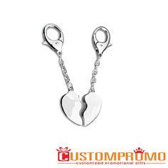 Schlüsselanhänger Metall individuell mit Ihrem Logo 14040535