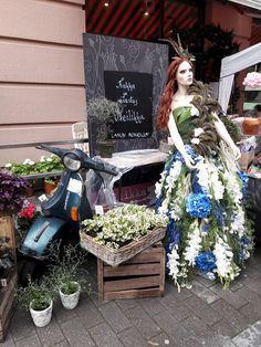 Koivikon Katveessa: Lahen taidelauantai ja edullisia ostoksia