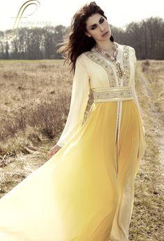 2014 - Fatna Farkh | Caftan haute couture