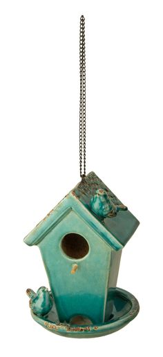 Boston International Bird Feeder, Blue Birds$29.90