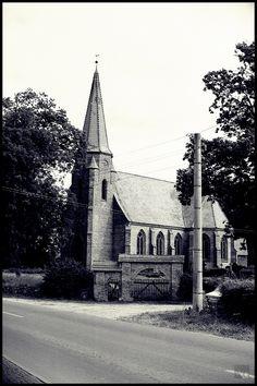 https://flic.kr/p/21wPeYD | Dorfkirche Buchholz | Mecklenburgische Dorfkirchen 1987