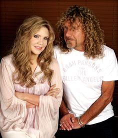 Allison Krauss and Robert Plant; best musical duo.