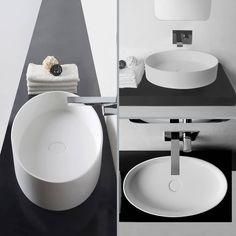 Solidthin EL www.ideavit.com #solidthin#bathroom #bath #architecture #sanitary #minimal #minimalism #bathtub #tub #luxurybath #whitematt #solidsurface #minimaldesign #simplicity #bathroomdecor #simplebath #minimalbath #washbasin #minimalbathroom #archiproject #designer #archdaily #homedecor #interiordesign #interiors #matte #ideavit #hoteldesign #boutiquehotels#luxuryhome