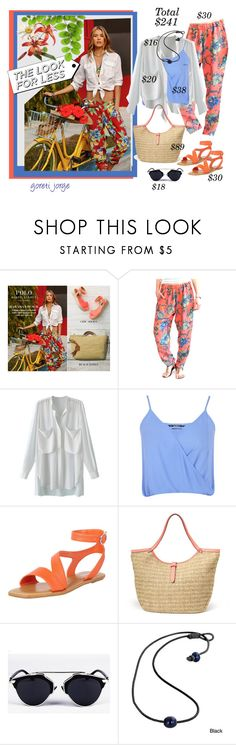 """Get the Look for Less"" by goreti ❤ liked on Polyvore featuring Ralph Lauren, Miss Selfridge, Stella & Dot, Una-Home and LookForLess"