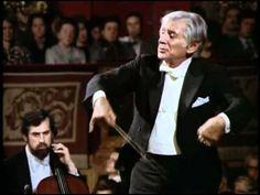 Ludwig van Beethoven (1770 - 1827) Symphony no. 8 in F major, op. 93 III Tempo di menuetto Wiener Philharmoniker Leonard Bernstein