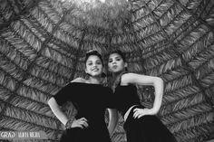 Model:Lucero Mejia & Fatima Gonzalez Make up & Hairstyles: Alicia Mejia Photograpy:Alicia Mejia conception de l'image by Cindy Rosme
