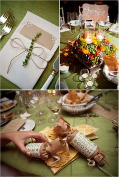Wedding themed Christmas Crackers!