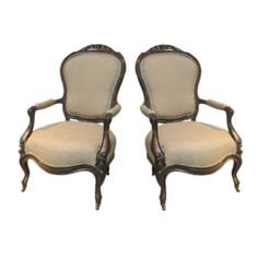 victorian parlor chairs and table - Google Search