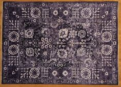 Transitional Tabriz Wool and Silk 5' x 7' Hand Knotted Oriental Rug