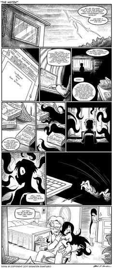 Erma :: Erma- The Writer | Tapas - image 1