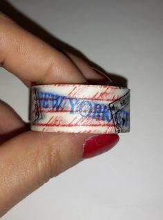 Rouleau de masking tape pour scrapbooking courrier poste New York