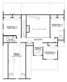 Plan 17-2131 - Houseplans.com