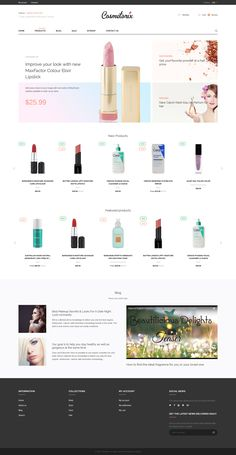 Cosmetorix Shopify Theme http://www.templatemonster.com/shopify-themes/cosmetorix-shopify-theme-59087.html