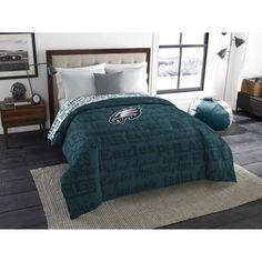 NFL Philadelphia Eagles Anthem Twin/Full Bedding Comforter, Multicolor