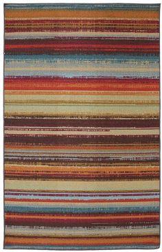 Mohawk Home Avenue Stripe Outdoor Area Rug, 96 by 120-Inch, Multicolored, http://www.amazon.com/dp/B00BYAGOEG/ref=cm_sw_r_pi_awdm_rTZMub1P82GD3