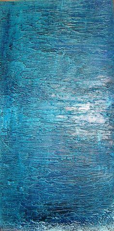 Aquamarine Painting