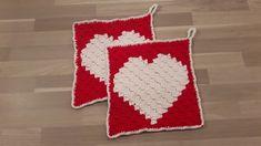 Crochet Potholders, Pot Holders, Flag, Interior, Art, Art Background, Hot Pads, Potholders, Design Interiors