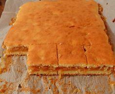 Prajitura turnata cu mere No Cook Desserts, Easy Desserts, Dessert Recipes, Romanian Desserts, Romanian Food, Torte Cake, Sweet Cookies, Dessert Drinks, Mini Cakes