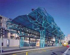 Tetrarc — Tramway De Caen