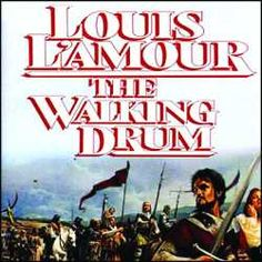 """Original Pinner, """"The Walking Drum - I actually made a 100 on a history test just from reading this book.  My Dad always said if Louis Lamour wrote that there was a stream in place X in his books it was really there.  Amazing story.  I wish there was a sequel."""