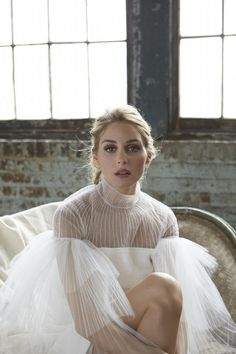 FOR STYLE MUSES || Olivia Palermo wedding inspiration || NOVELA BRIDE...where the modern romantics play & plan the most stylish weddings... www.novelabride.com (instagram: @novelabride) #novelabride #jointheclique