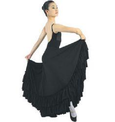 Robe flamenco femme