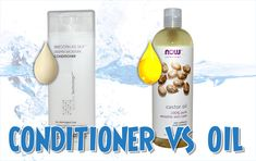 Should You Pre Poo Using a Conditioner or Oil?  Read the article here - http://www.blackhairinformation.com/beginners/finding_a_regimen/pre-poo-using-conditioner-oil/ #prepoo #conditioner #hotoil