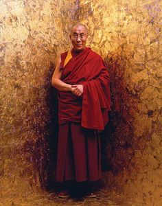 """Self-confidence is knowing that we have the capacity to do something good and firmly decide not to give up.""   ~ H.H the Dalai Lama   * His Holiness the 14th Dalai  Lama    <3 lis"