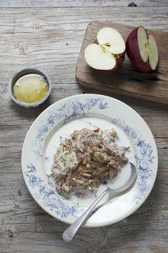 Power Porridge : The Healthy Chef – Teresa Cutter