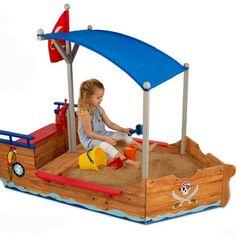 Kidkraft Pirate Sandboat 00128