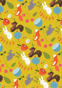 Lisa Martin | Illustration & Surface Pattern Design