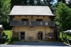 Architektúra | Múzeum oravskej dediny