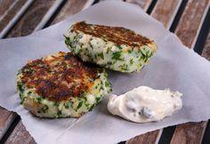 Smoked Fish Cakes With Corn Tartar Sauce Recipes — Dishmaps