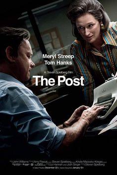 The Post izle -  Washington Post çalışanları editör Ben Bradlee (Hanks) ve yayıncı Katharine Graham (Streep) ordu analisti Daniel Ellsberg tarafından yazılan ve sızdırılan Pentagon belgelerini yayınlama kararı alırlar. https://www.filmi-izle.com/the-post.html