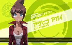 Danganronpa - Asahina Aoi - AnimeMage.com