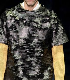 patternprints journal: PRINTS, PATTERNS AND TEXTILE SURFACES FROM MILAN CATWALKS (MENSWEAR F/W 2015/16) / Edmund Ooi.