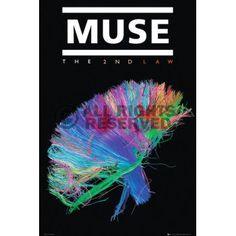Poster: Muse - the 2nd law zum Verkauf online. Bestellen Sie Ihre Poster, Ihre 3D Film-Poster oder ähnliches interessantes Maxi Poster