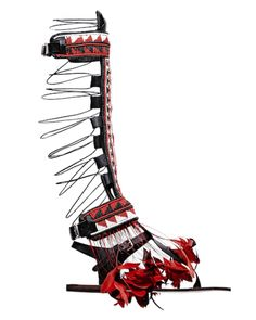 Maasai Gladiator Sandals by Brother Vellies