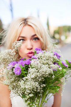 fresh flowers!